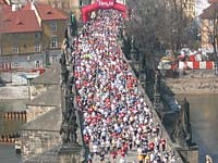 the prague marathon with runningcrazy.com